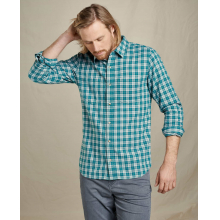 Men's Flannagan Slim LS Shirt by Toad&Co in Corte Madera Ca