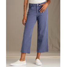 Women's Earthworks Wide Leg Pant