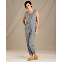 Women's Tara Hemp SL Jumpsuit by Toad&Co in Woodland Hills Ca