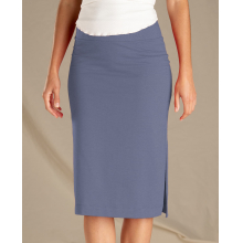 Women's Samba Paseo Midi Skirt by Toad&Co in Fort Collins Co