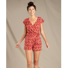Women's Shakti Romper by Toad&Co in Boulder Co
