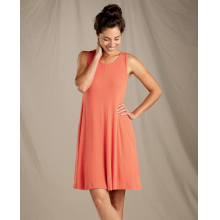 Women's Daisy Rib SL Dress by Toad&Co in Fort Collins Co