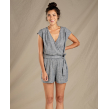 Women's Tara Hemp Romper by Toad&Co