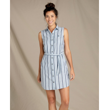 Women's Indigo Ridge SL Tie Dress by Toad&Co in Tucson Az