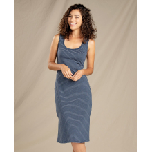 Women's Samba Paseo Midi Dress by Toad&Co in Berkeley Ca