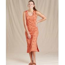 Women's Samba Paseo Midi Dress by Toad&Co