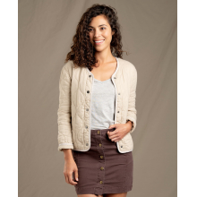 Women's Sunhemp Quilted Jacket