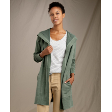 Women's Epique Cardi by Toad&Co in Mountain View Ca