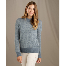 Women's Recycled Denim Pullover