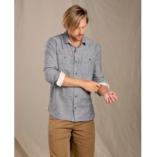 Men's Taj Hemp LS Shirt Slim by Toad&Co in Flagstaff Az