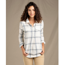 Women's Cairn Popover LS Shirt by Toad&Co in Sioux Falls SD