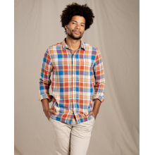 Men's Peak Season LS Shirt by Toad&Co