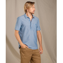 Men's Honcho Popover SS Shirt by Toad&Co