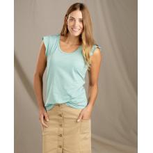 Women's Rufflita Tee by Toad&Co in Fort Collins Co