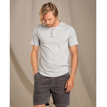 Men's Tempo SS Henley by Toad&Co