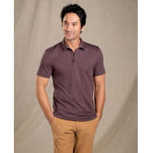 Men's Tempo SS Polo by Toad&Co in Sioux Falls SD