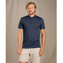Men's Tempo SS Polo by Toad&Co in Iowa City IA