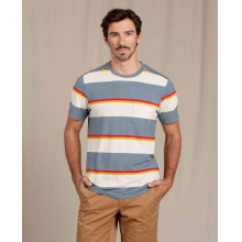 Men's Grom Hemp SS Shirt by Toad&Co