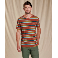 Men's Grom Hemp SS Tee by Toad&Co in Woodland Hills Ca