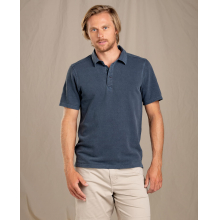 Men's Midfield Hemp Polo