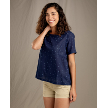 Women's Indigo Swing Top by Toad&Co in Boulder Co
