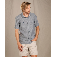 Men's Taj Hemp SS Shirt Slim