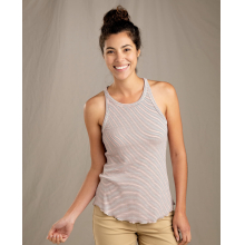 Women's Daisy Rib Tank by Toad&Co in Folsom Ca