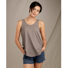 Women's Tissue Tie Tank by Toad&Co in Golden Co