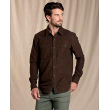 Men's Morrison LS Shirt by Toad&Co