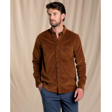 Men's Cruiser Cord LS Shirt by Toad&Co