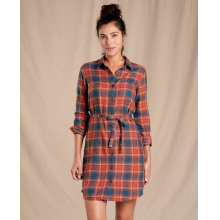 Women's Re-Form Flannel Shirtdress