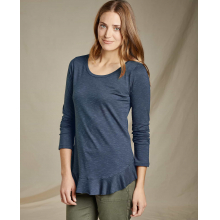 Women's Samba Flutter LS Shirt by Toad&Co in Whistler Bc