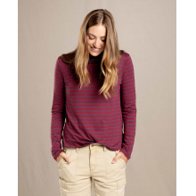 Women's Maisey LS T-Neck by Toad&Co in Fort Collins Co
