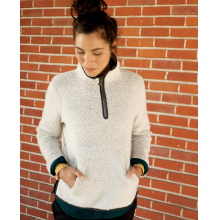 Women's Telluride Sherpa Pullover by Toad&Co in Iowa City IA