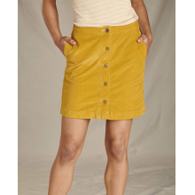 Women's Cruiser Cord Skirt by Toad&Co in Blacksburg VA