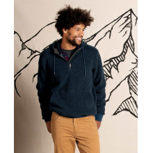 Men's Telluride Sherpa Hoodie by Toad&Co in Whistler Bc