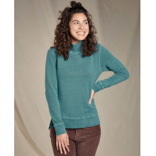 Women's Epique Mockneck Pullover by Toad&Co in Sioux Falls SD