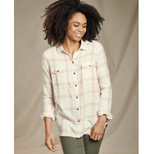 Women's Re-Form Flannel Shirt by Toad&Co in San Diego Ca
