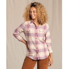 Women's Re-Form Flannel Shirt by Toad&Co