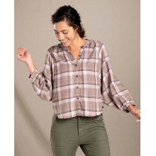Women's Hartland LS Shirt by Toad&Co in Whistler Bc