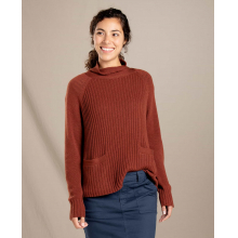 Women's Clementine Mockneck Sweater by Toad&Co in Sioux Falls SD