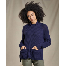 Women's Clementine Mock Neck Sweater by Toad&Co in Sioux Falls SD