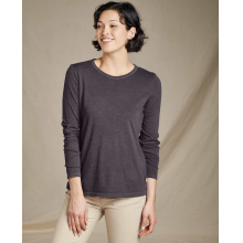 Women's Primo LS Crew by Toad&Co in Chelan WA