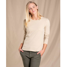 Women's Primo LS Crew by Toad&Co