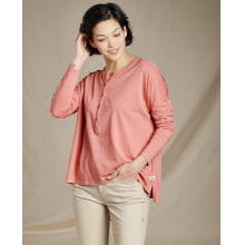 Women's Primo Henley Ls by Toad&Co