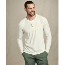 Men's Primo LS Henley by Toad&Co in San Diego Ca
