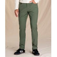 Men's Woodsen 5 Pocket Lean Pant by Toad&Co