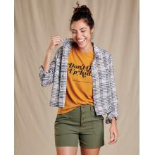 Women's Airbrush LS Shirt
