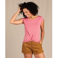 Women's Anza SS Shirt by Toad&Co in Chelan WA