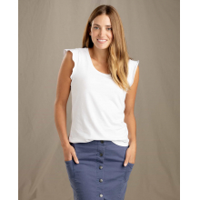 Women's Rufflita Ii Tee by Toad&Co in Chelan WA